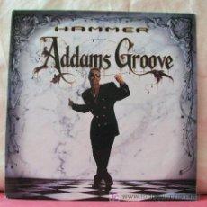 Discos de vinilo: HAMMER (ADDAMS GROOVE - ADDAMS GROOVE INSTRUMENTAL) 1991. Lote 6717103