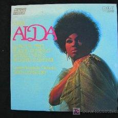 Discos de vinilo: VERDI AIDA CAJA CON 3 LPS. Lote 24959852