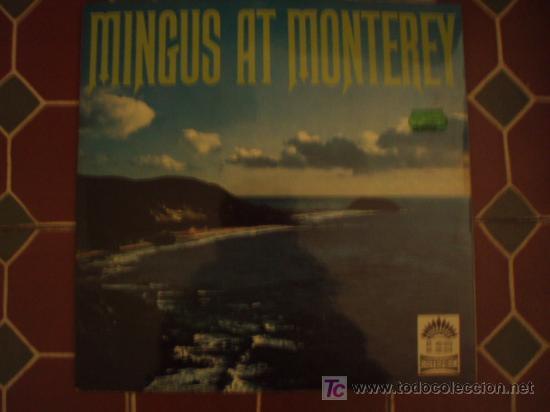VINILO UNICO. DOBLE LP. MINGUS AT MONTEREY. EDICIÓN ESPAÑOLA DE 1969. COMO NUEVO!!!!!!!! (Música - Discos - LP Vinilo - Jazz, Jazz-Rock, Blues y R&B)