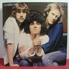 Discos de vinilo: AMBROSIA ( ONE EIGHTY ) NEW YORK - USA 1980 LP33 WARNER BROS RECORDS. Lote 6732632
