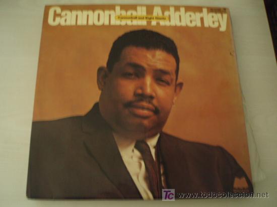 DOBLE LP. CANNONBALL ADDERLEY AND EIGHT GIANTS. EDICIÓN ESPAÑOLA DE 1974. EXCELENTE CONSERVACIÓN!!!! (Música - Discos - LP Vinilo - Jazz, Jazz-Rock, Blues y R&B)