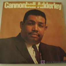 Discos de vinilo: DOBLE LP. CANNONBALL ADDERLEY AND EIGHT GIANTS. EDICIÓN ESPAÑOLA DE 1974. EXCELENTE CONSERVACIÓN!!!!. Lote 9796093