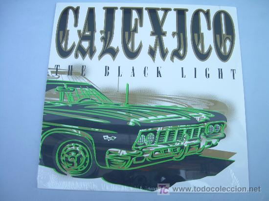 LP CALEXICO - THE BLACK LIGHT VINILO (Música - Discos - LP Vinilo - Pop - Rock Extranjero de los 90 a la actualidad)