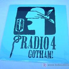 Discos de vinilo: LP RADIO 4 - GOTHAM! VINILO ELECTRO PUNK. Lote 21998207