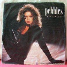 Discos de vinilo: PEBBLES ( GIRLFRIEND 2 VERSIONES ) 1987-GERMANY SINGLE45 MCA RECORDS. Lote 7292053