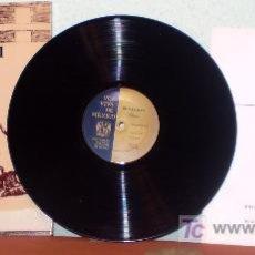 Discos de vinilo: RAFAEL ALBERTI EN SU PROPIA VOZ. CARATULA DIBUJO PICASSO.LP (RARO). Lote 8625071