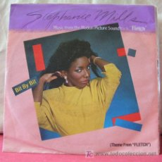 Discos de vinilo: STEPHANIE MILLS (EXOTIC SKATES - BIT BY BIT) SINGLE45. Lote 6772725