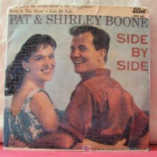 Discos de vinilo: PAT BOONE ( WORDS - WELCME NEW LOVERS ) SINGLE 45 'LA FUNDA NO SE CORRESPONDE CON EL DISCO'. Lote 6776663