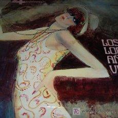 Discos de vinilo: LOS LOCOS AÑOS 20...ERIC ROGERS Y SU ORQUESTA. Lote 6778391