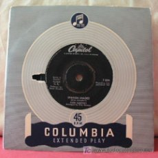 Discos de vinilo: GLEN CAMPBELL ( SPANISH SHADES - THE UNIVERSAL SOLDIER ) USA-1965 SINGLE45. Lote 6788769