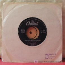 Discos de vinilo: DEAN MARTIN ( MEMORIES ARE MADE OF THIS - CHANGE OF HEART ) SINGLE45. Lote 6790202