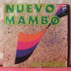Discos de vinilo: EL CEREBRO ( NUEVO MAMBO - UNA HISTORIA ) 'ORIGINAL DO BRASIL' 1976 SINGLE45. Lote 6800000