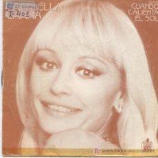 Disques de vinyle: RAFFAELLA CARRA,CUANDO CALIENTA EL SOL,EN ESPAÑOL,DEL 84. Lote 6806220