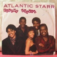 Discos de vinilo: ATLANTIC STARR (SECRET LOVERS - THANK YOU). Lote 6810230