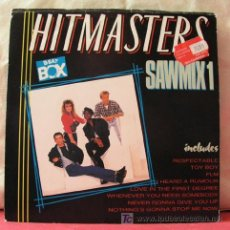Discos de vinilo: HITMASTERS (YOUR ONLY LOVER - SAWMIX). Lote 6810284