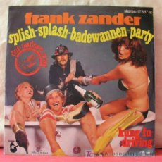 Discos de vinilo: SPLISH-SPLASH (BADEWANNWN-PARTY - KUNG-FU-DRIVING) . Lote 6810317