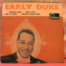 Discos de vinilo: DUKE ELLINGTON WITH LONNIE JOHNSON'S HARLEM FOOTWARMERS* AND THE CHICAGO FOOTWARMERS ?– EARLY DUKE. Lote 6810646