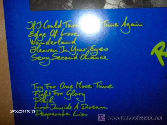 Discos de vinilo: RAGE HEART ------ BEATS AGAIN - Foto 2 - 17431342