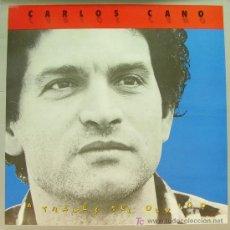 Discos de vinil: CARLOS CANO-A TRAVES DEL OLVIDO LP VINILO 1986 SPAIN. Lote 51158275