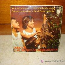 Discos de vinilo: CORO DE LAS ESCUELAS AVEMARIANAS - VILLANCICOS. Lote 6846302