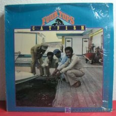 Discos de vinilo: THE FOUR TOPS ( CATFISH ) NEW YORK - USA 1976 LP33 ABC RECORDS. Lote 6850739