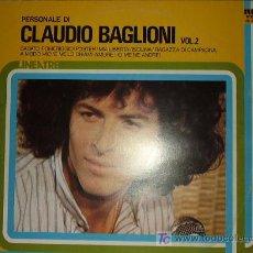 Discos de vinilo: LP PERSONALE DI CLAUDIO BAGLIONI (VOL. 2). Lote 27638638