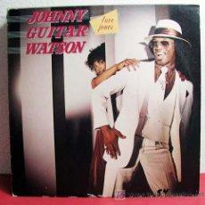 Discos de vinilo: JOHNNY GUITAR WATSON ( LOVE JONS ) NEW YORK - USA 1980 LP33 DJM RECORDS. Lote 6868852