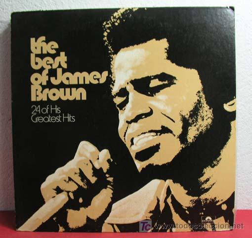 JAMES BROWN ( THE BEST OF JAMES BROWN ) NEW YORK-USA 2LP POLYDOR (Música - Discos - LP Vinilo - Funk, Soul y Black Music)