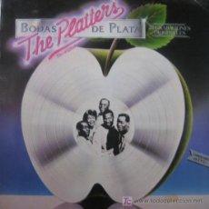 Discos de vinilo: THE PLATTERS. BODAS DE PLATA. LP 33 RPM MERCURY 1981. . Lote 26676094