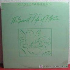 Discos de vinilo: STEVIE WONDER JOURNEY THROUGH ( THE SECRET LIFE OF PLANTS ) USA - 1979 2LP. Lote 6881750
