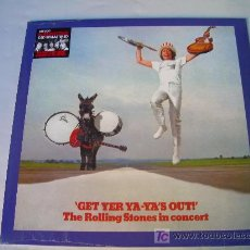 Discos de vinilo: LP THE ROLLING STONES GET YER YA-YA´S OUT! NUEVO PRECINTADO. Lote 33732652
