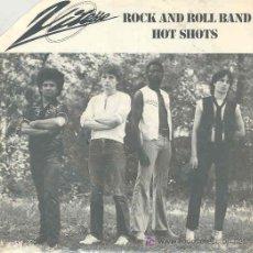 Discos de vinilo: VITESSE - ROCK AND ROLL BAND / HOT SHOTS - SINGLE HOLANDES DE 1979. Lote 6889263