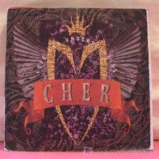 Discos de vinilo: CHER ( LOVE AND UNDERSTANDING - TRAIL OF BROKEN HEARTS ) 1991-GERMANY SINGLE45 GEFFEN RECORDS. Lote 6909629