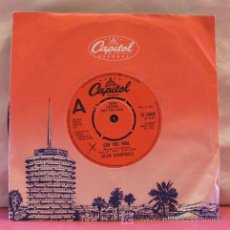 Discos de vinilo: GLEN CAMPBELL ( CAN YOU FOOL - LET'S ALL SING A SONG ABOUT IT ) ENGLAND - 1978 SINGLE 45 CAPITOL. Lote 6909646