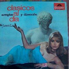 Disques de vinyle: LP - JAMES LAST - CLASICOS AL DIA - ORIGINAL ESPAÑOL, POLYDOR 1966. Lote 222858381