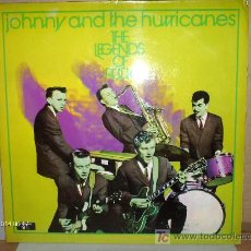 Discos de vinilo: JOHNNY AND THE HURRICANES ------ THE LEGENDS OF ROCK VOL.2. Lote 18146496