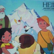 Discos de vinilo: HEIDI. Lote 6922838