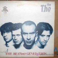 Discos de vinilo: THE THE ----- THE BEAT(EN) GENERATION MAXI. Lote 18188550