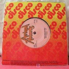 Discos de vinilo: VILLAGE PEOPLE ( Y.M.C.A. - THE WOMEN ) 1979 - SWEDEN SINGLE45 ARRIVAL RECORDS. Lote 6944792