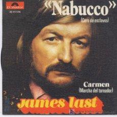 Discos de vinilo: JAMES LAST,NABUCCO,DEL 74. Lote 6963604