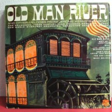 Discos de vinilo: NEW WORLD SYMPHONY ORCHESTRA CONDUCTED BY ROGER SANDFORD (OLD MAN RIVER... ) LONDON-1964 LP33. Lote 6970553