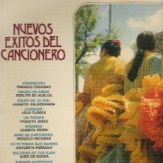 Discos de vinilo: NUEVOS EXITOS DEL CANCIONERO *** EN BELTER 1972. Lote 9220355