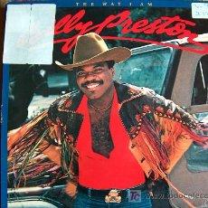 Discos de vinilo: LP - BILLY PRESTON - THE WAY AM - ORIGINAL ESPAÑOL, MOTOWN RECORDS 1981. Lote 7009793