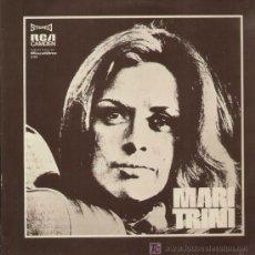 Discos de vinilo: MARI TRINI / LP DISCOLIBRO DE 1971. Lote 28038607