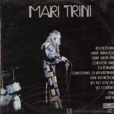 Discos de vinilo: MARI TRINI / LP ORLADOR DE 1973. Lote 27005611
