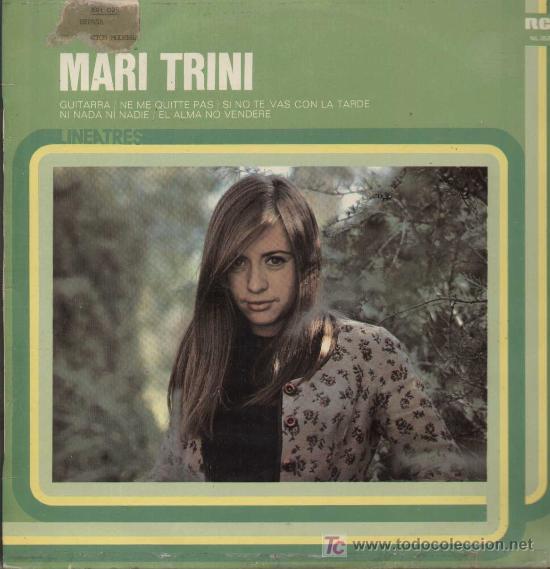 MARI TRINI / LP RCA DE 1979 (Música - Discos - LP Vinilo - Solistas Españoles de los 50 y 60)