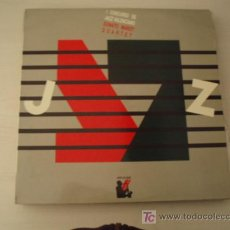 Discos de vinilo: RARO LP. DONATO MAROT QUARTET. I CONCURSO DE JAZZ VALENCIANO. AÑO 1988. DISCO PROMOCIONAL.. Lote 26192475