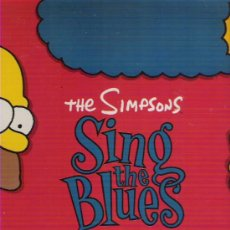 Discos de vinilo: THE SIMPSONS SING THE BLUES ***1990 GEFFEN RECORDS. Lote 14635753