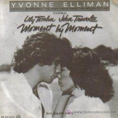 Discos de vinilo: BSO NIGHT FLIGHT - YVONNE ELLIMAN SG RSO 1978. Lote 7040296