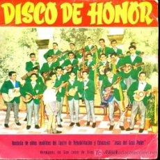Discos de vinilo: RONDALLA DE NIÑOS INVÁLIDOS DEL CENTRO DE REHABILITACIÓN Y EDUCACIÓN JESÚS GRAN PODER - EP 1965. Lote 11727304